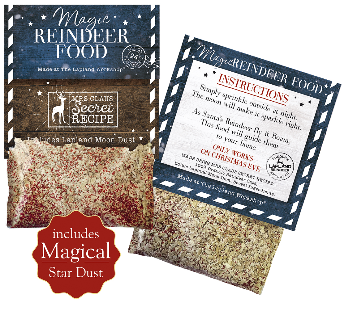 Christmas Reindeer Food