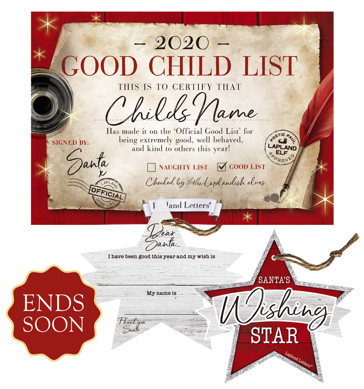 Good Child Certificate
