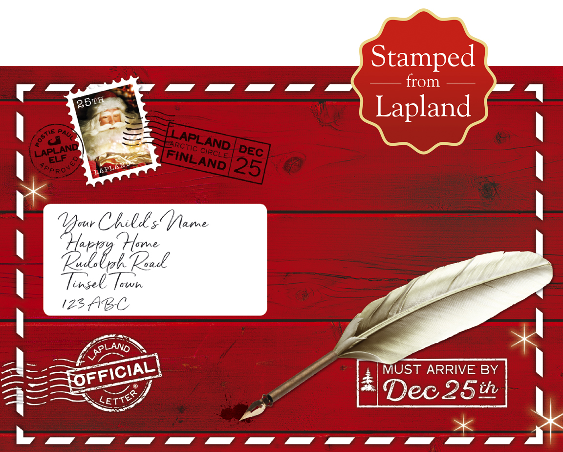 Elf Envelope