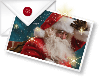 Get in touch with Santa today, call Santa or text Santa today