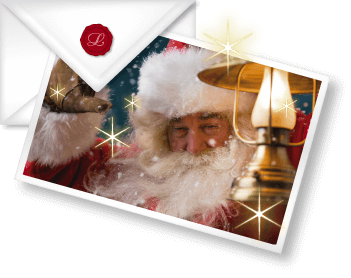 2018 letter from Santa, claim your Magical Offer