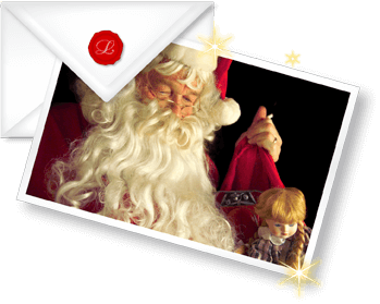 Personalised Letter from Santa and Father Christmas